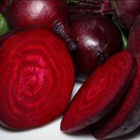 Радиально-кольцевое строение овощей