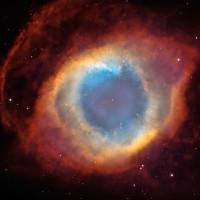 Структура туманности, образованной после взрыва сверхновой